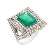 anel-ouro-branco-esmeralda-fancy-brilhantes