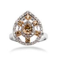anel-ouro-branco-gota-diamante-cognac-brilhante-branco