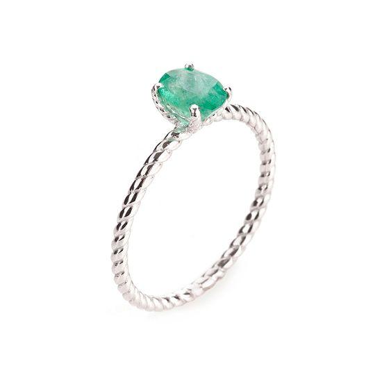 anel-ouro-branco-esmeralda-fio-torcido