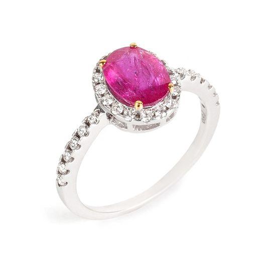 anel-ouro-branco-rubi-oval-brilhantes