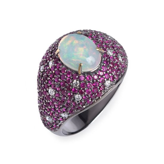 anel-opala-rubi-brilhantes-lateral