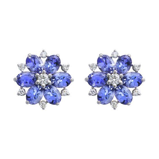 brinco-flor-tanzanita-brilhantes