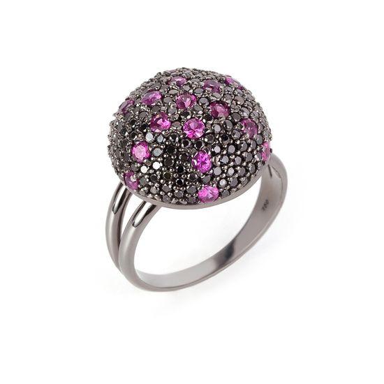 anel-ouro-negro-safira-brilhantes
