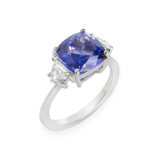 anel-tanzanita-diamante-branco