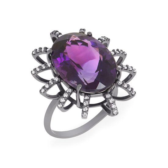 anel-ametista-brilhantes