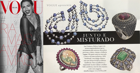 Revista Vogue | Dezembro 2017