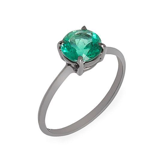 anel-esmeralda-redonda